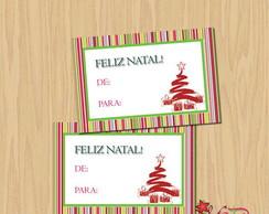 Cart�o lembrancinha Natal - PROMO��O