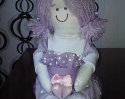 Boneca Lilica Po�