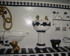 Banheiro atleticano