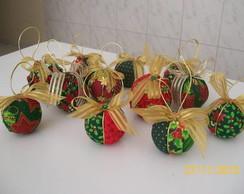 Bolas para �rvore de Natal