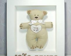 Porta Maternidade - Urso Marrom  Modelo1