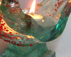 Objeto de Vidro / Glass Decorative