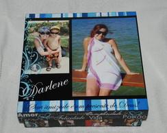 Caixa Personalizada com fotos