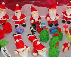 Modelagem de a��car Papai Noel