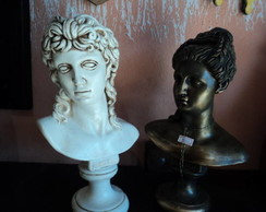 Busto Eros e Proserpina