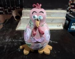 galinha M de caba�a