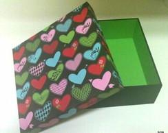 Caixa Hearts