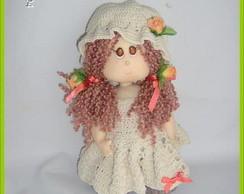 Boneca Laranjinha