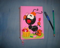 caderno faniquita , smilinguidos!