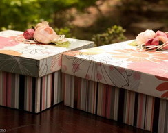 Conjunto de caixas multi-uso vendido