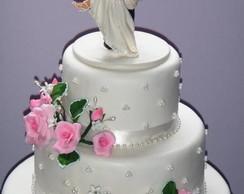 Mquete para casamento