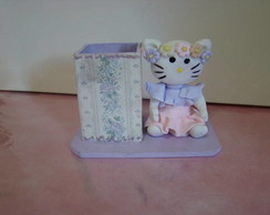 Porta L�pis da Hello Kitty