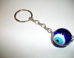 Chaveiro- Olho grego