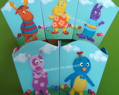 CACHEP� BACKYARDIGANS