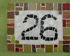 Placa de Numero (�rea coberta)