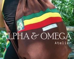 Mochila Reggae Lion