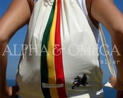Mochila Reggae Tafari Lion