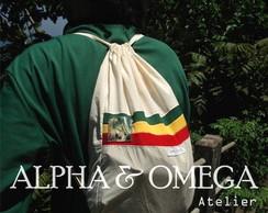 Mochila Reggae Lion (algod�o)