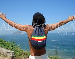Mochila Reggae Roots JEANS