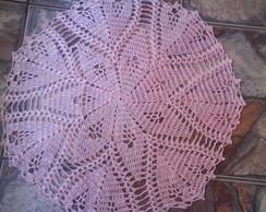 toalha de croch� cod 60