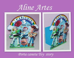 Porta l�pis do Toy story