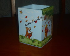 Porta l�pis do Pooh