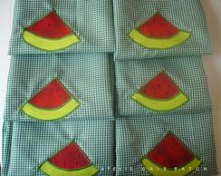 Kit Capas cadeira( 6 UND)