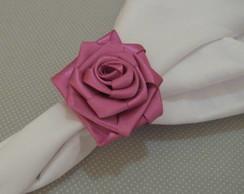 Porta guardanapo rosa oriental