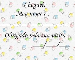 Cart�o Tag Cheguei!