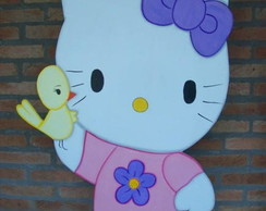 Hello Kitty - mdf
