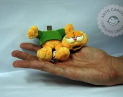 Pen Drive em pel�cia - Garfield