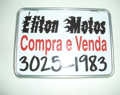 Placa �liton Motos 2