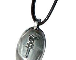 Medalha de Oxala em prata