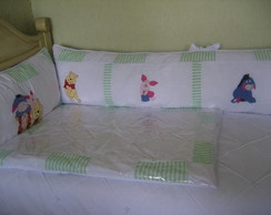 Kit de ber�o pooh Marcelo
