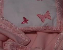 Cobertor +travesseiro infantil