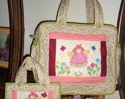 Bolsa Maternidade e Mini Bolsa