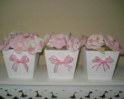 Mini vasinho de flores