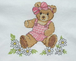 Ursa de jardineira