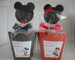 LEMBRAN�A MINNIE E MICKEY