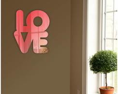 """Espelho """"Love"""""""