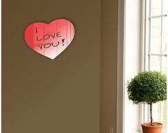 """Espelho """"I Love You"""""""