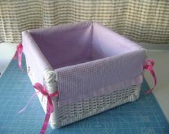 Forro para cestas - sob encomenda