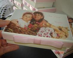 Caixas personalizadas com fotos