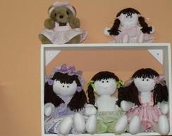 Bonecas para nicho