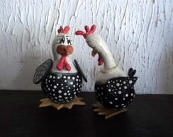 galinha angola P