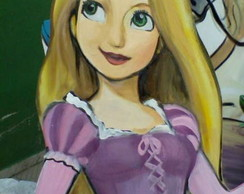 Display Rapunzel Enrolados Disney