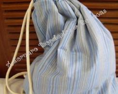 Bolsa-toalha vers�o masculina