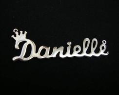 Colar de nome Personalizado em Prata