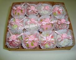 Docinhos perfumados -  verde/rosa