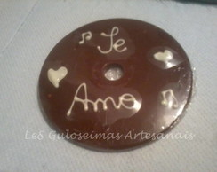 CD de chocolate